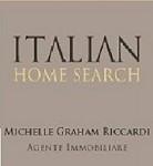 Italian Home Search Icon
