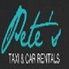 Pete's Taxi and Car Rental Icon