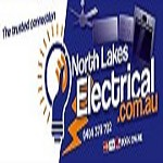 North Lakes Electrical Air Conditioning Icon