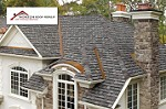 Spring Roof Repair Chimney Services Icon