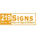 219signs Icon
