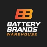 Battery Brands Warehouse Icon