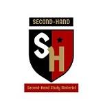 secondhandstudymaterial Icon