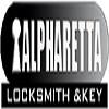 Alpharetta Locksmith & Key Icon
