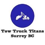 Tow Truck Titans Surrey BC Icon