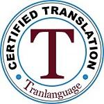 Tranlanguage – Certified Translations Icon