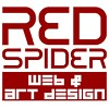 RedSpider Web & Art Design Icon