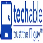 Techable - Trust The IT Guy Icon