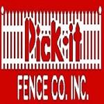Pick It Fence Icon