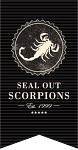 Seal Out Scorpions Scottsdale Icon