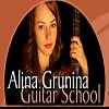 Alina Grunina Guitar School Icon