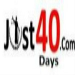 Just40days Icon
