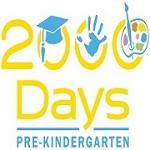 2000 Days Pre-Kindergarten Icon