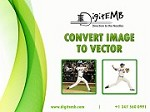 Convert Image to Vector Icon