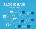 How Does Blockchain Technology Work Icon