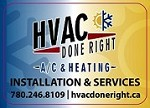 HVAC Done Right Icon