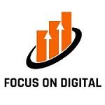 Focus On Digital Icon