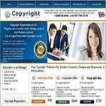 Copyright Service in UK Icon