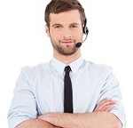 service provider & technical support Icon