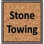 Stone Towing Icon