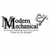 Modern Mechanical HVAC Icon