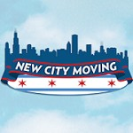 New City Moving Icon