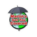 Martin's Got You Covered Icon