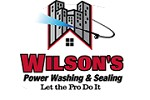 Wilson's Power Washing and Sealling