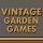 Vintage Garden Games Icon