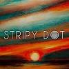 Stripy Dot Icon