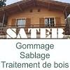 SATEB sarl - Sablage et traitement de bois, béton et métal Icon