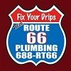 Route 66 Plumbing Icon