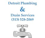 Detroit Plumbing and Drain Services Icon