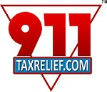 911 Tax Relief Icon