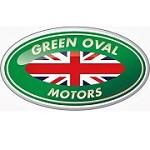 Green Oval Motors Icon