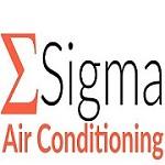 Sigma Air Conditioning Icon