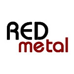 Red Metal Laboratory Equipment India Icon