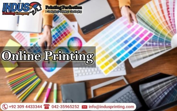 Online Printing Available