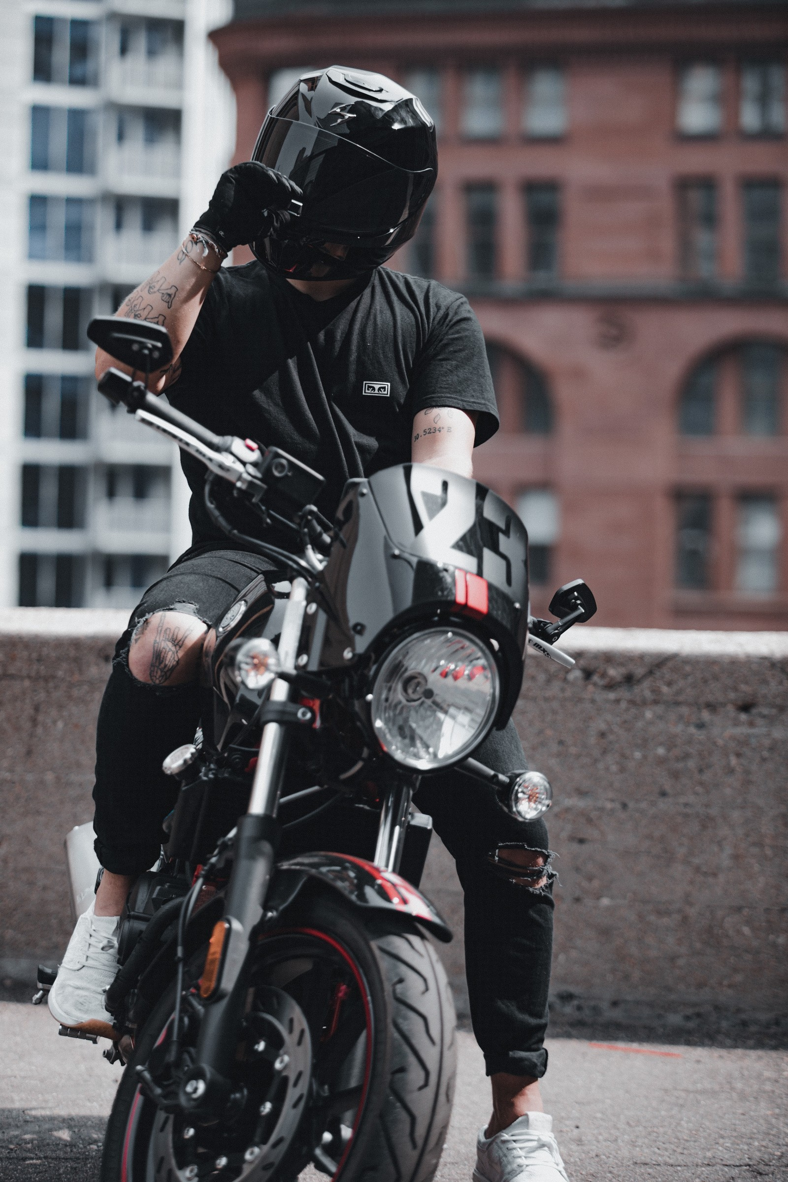 motorcycle rider education course