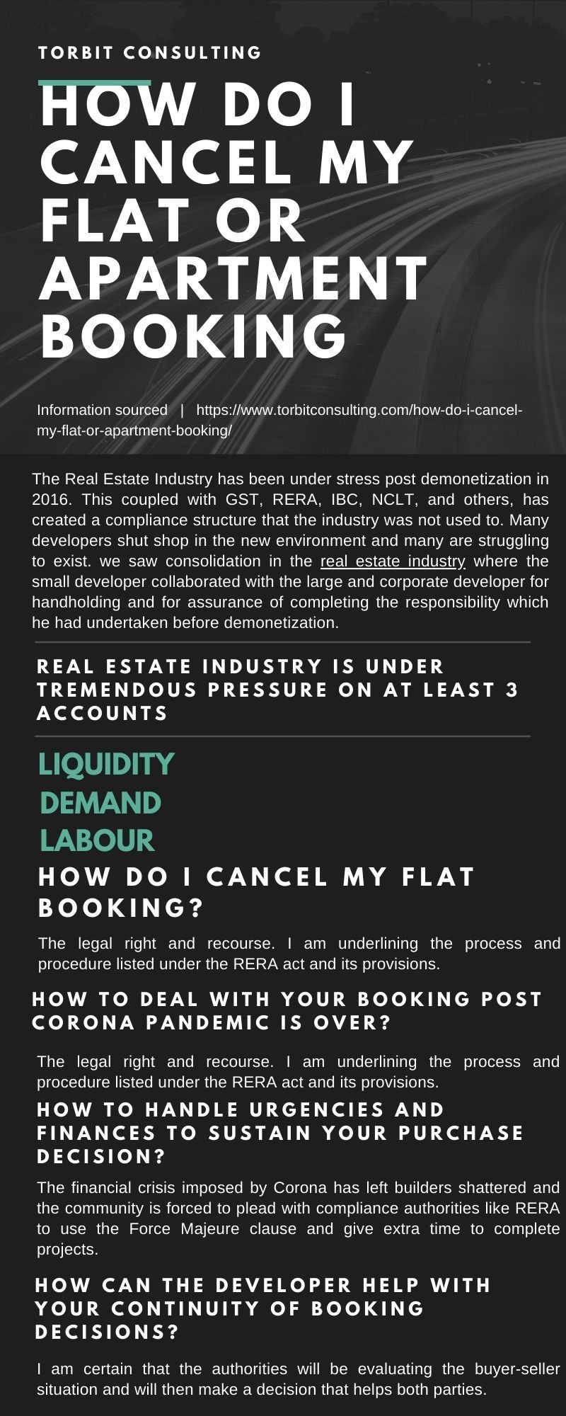 How do I cancel My Flat or Apartment Booking?