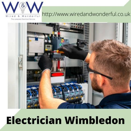 Electrician Wimbledon | wired and wonderful