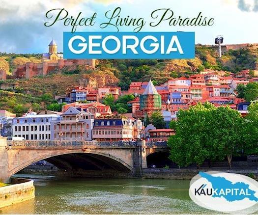 Perfect living paradise Georgia