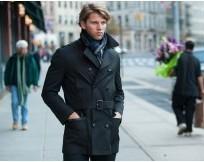 Black November Coat sale