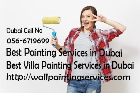 Best Villa Painting Services in Dubai | Office | House | Apartment | Best Painting Services in Dubai