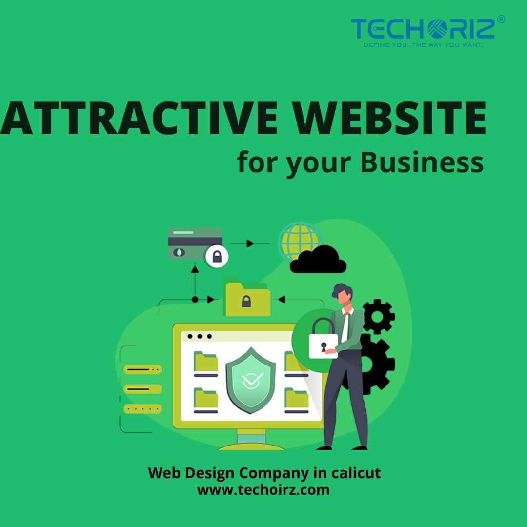 Web Design Company in calicut -Techoriz