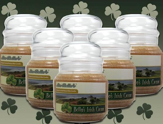 Mia Bella's Irish Creme Candle