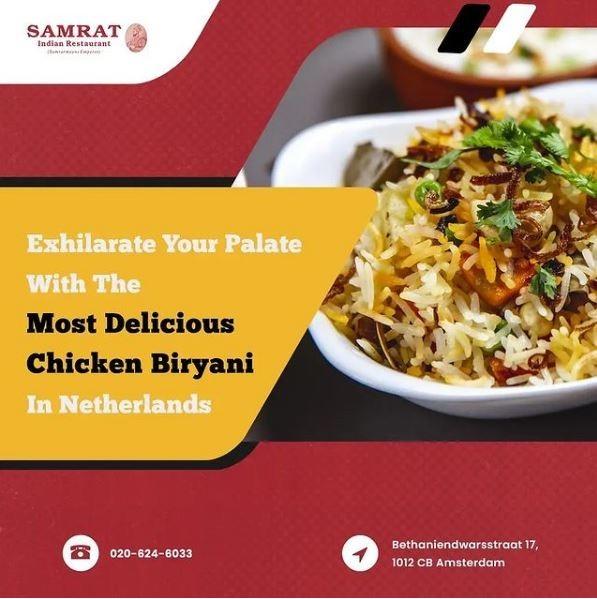 Best Indian restaurant Amsterdam