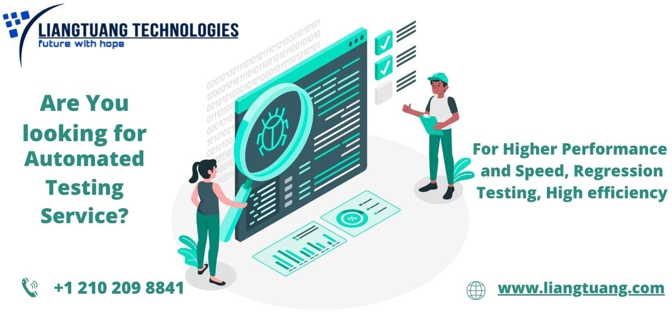 Automated Testing Services - By LiangTuang Technologies