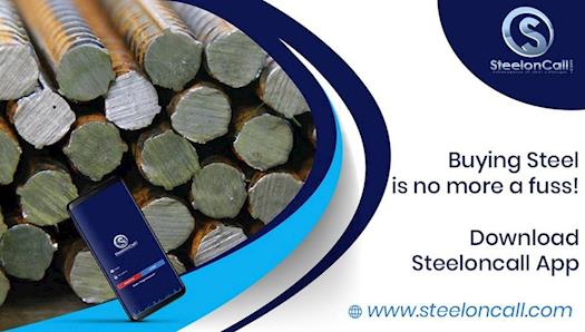 India's Largest Online Steel Marketplace- SteelOncall
