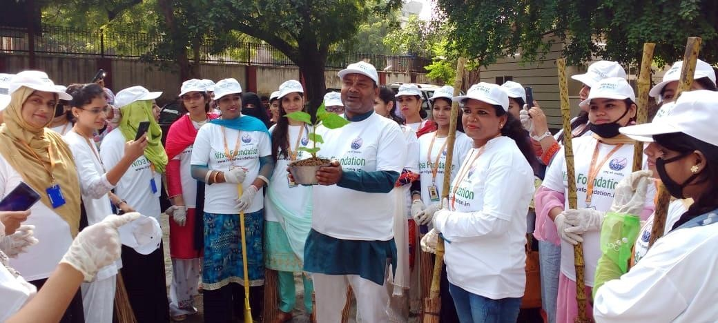 Donate For Environment or Plantation in Delhi NCR India